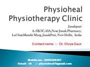 Physiotherapy Clinic In Delhi