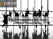 Event Photography in Somerset | Event Photographers in Somerset