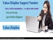 yahoo mail support number+1-855-490-2999