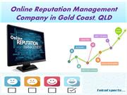 Online Reputation Management  Company in Gold Coast, QLD