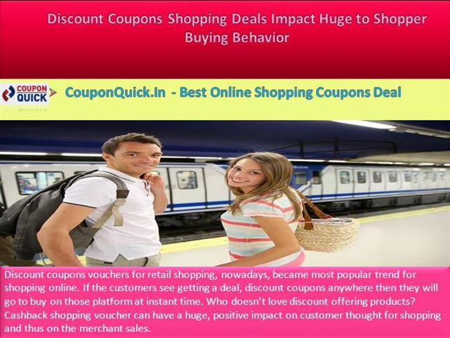 coupon buying online