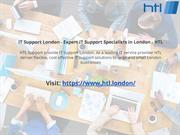 IT Support London - Expert IT Support Specialists in London - HTL