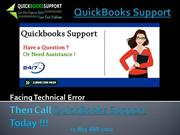 Facing Technical Error Then Call Quickbooks Support +1-855-888-1002