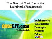 New Genre of Music Production Learning the Fundamentals