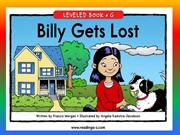 Billy Gets Lost story