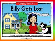 Billy Gets Lost