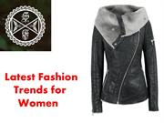 Fashion - 2017 Latest Fashion Trends for women's