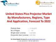United States Pico Projector Market By Manufacturers, Regions, Type An