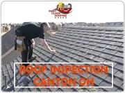 Roof Inspection Canton OH