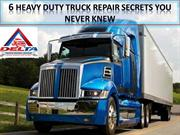 Heavy Duty Truck Repair Secrets You Never Knew