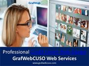 Credit Union Web Design Grafwebcuso