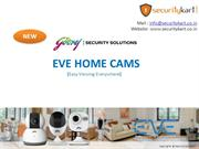 Godrej WIFI Cube Camera-EVE- Securitykart PPT