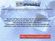 Melted Ice in Your Cooler | Ice Bullet