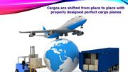 End cargo by air from anywhere in UK