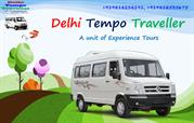Luxury Tempo Traveller on Rent, Book Tempo Traveller in Delhi