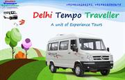 Luxury Tempo Traveller on Rent in delhi
