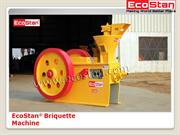 Best Briquetting Machine Manufacturer - EcoStan