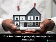 Choose a Property Management Company - Aspen Leaf