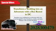 DC Party Bus
