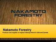 Nakamoto Forestry_ Shou Sugi Ban Wood Suppliers in USA and Canada