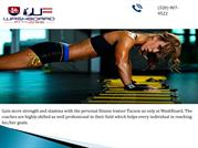 Book A Certified Personal Fitness Trainer | Wash Board