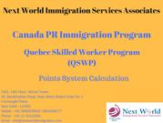 Quebec Skilled Worker Program Eligibility Criteria and Points