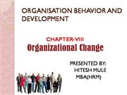 Organizational Change-03