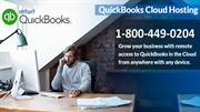 Dial 1-800-449-0204 QuickBooks Cloud hosting Support