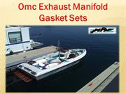Omc Exhaust Manifold Gasket Sets