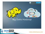 big data hadoop online training| Enroll for free demo