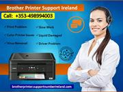 How to Resolve Paper Jam Issue in Brother Printer?