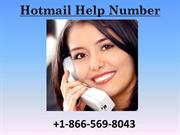 Hotmail Help Number | Hotmail Helpline Number | +1-866-569-8043