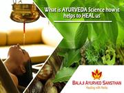 Know about Ayurveda Science
