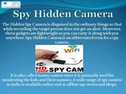 Spy Hidden Camera In Delhi,India l Wireless camera