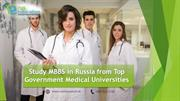 MBBS in Abroad - Are you looking MBBS Degree in Abroad?