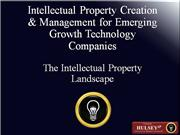 01-The Intellectual Property Landscape
