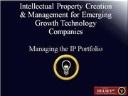 06-Managing the IP Portfolio