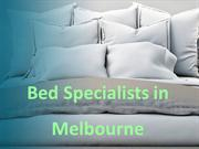 Bed Specialist Melbourne