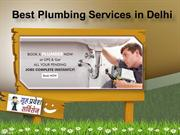 Best Plumbers, Plumbing Services, Plumber Services Online in Delhi, Be