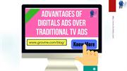 Digital Advertising vs TV Advertising