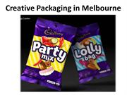 Creative Packaging Melbourne