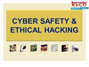 Cyber  Security and Ethical Hacking industrial training with KVCH