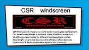 Windscreens Replacement