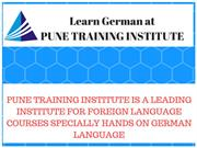 german language ppt