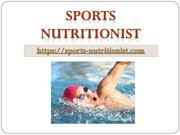 Online Sports Nutritionist