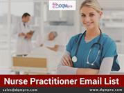 Nurse Practitioners Email List | Accurate Addresses, Phones