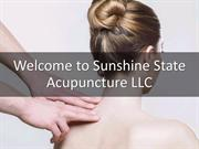 Sunshine State Acupuncture Presentation