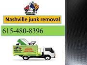Nashville Junk Removal Service - Let's Know What Is It?