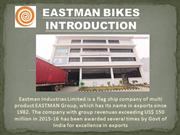 PPT OF EASTMAN BIKES