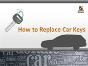 How to Replace Car Keys | Car Key Locksmith Services in Vadodara